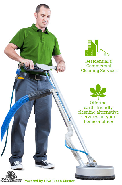 Professional Cleaning Techs