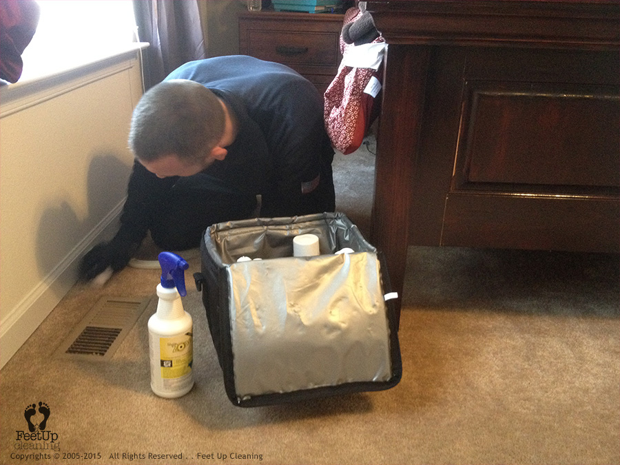 Feet Up Cleaning - Professional Cleaning Services in Los ...